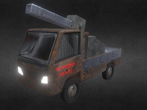 Rusty Toyota Dyna