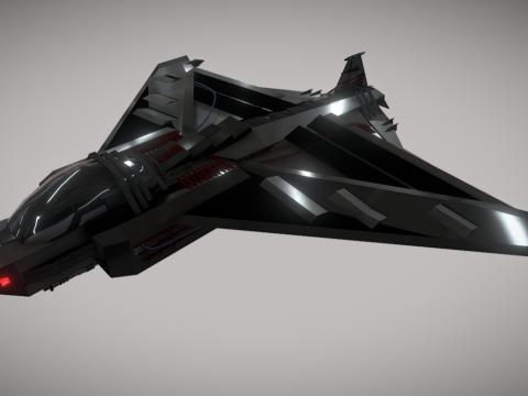 Spaceship Zentauer