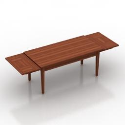 Table EICHHOLTZ artisan 3d model