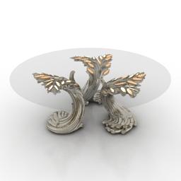 Table Savio Firmino 3d model