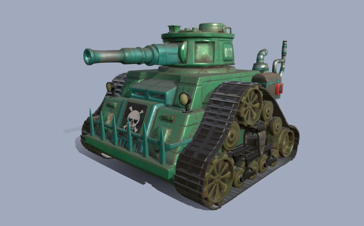 "Tank ""Brigand"""