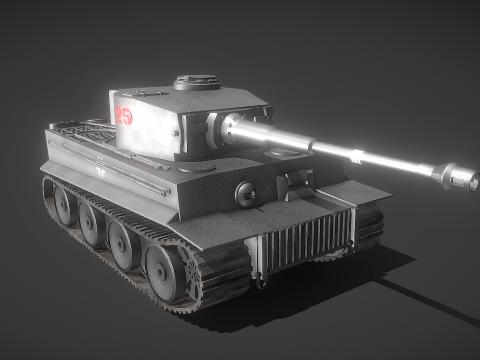 Tiger 1 Ausf. E
