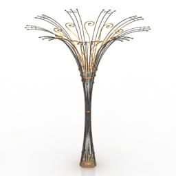 Tree gecor 3d model