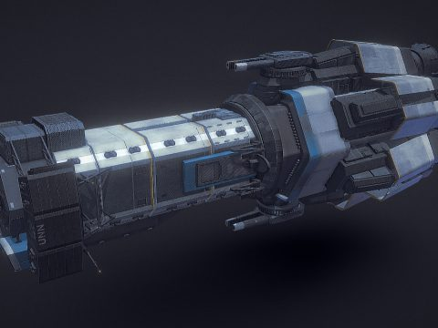 Truman Class Dreadnought [The Expanse]