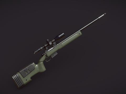 USMC M40A5 Sniper