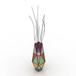 Vase Nova LIght 3d model