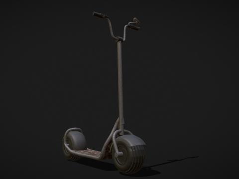 Apocalypse scooter