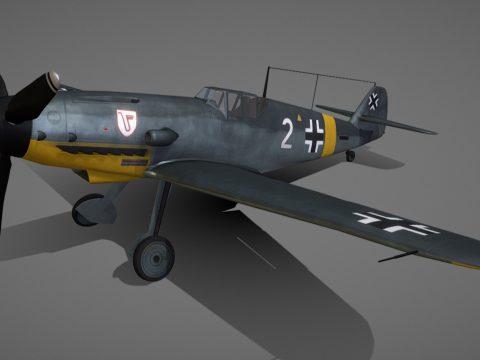 Manilov.ap's Bf 109