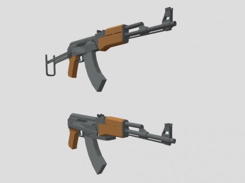 AK47 Folding Stock Variant