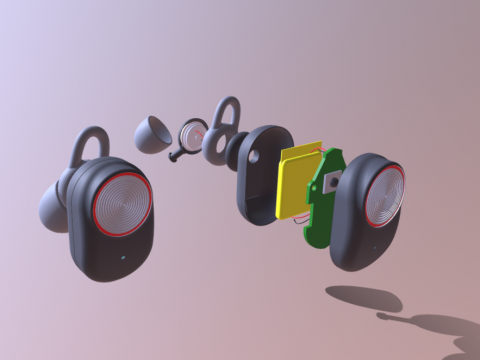 BlueTooth HeadSet Mini