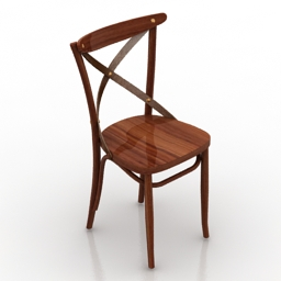 Chair Italien 3d model