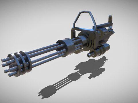 Classic Army Vulcan M134-A2 Mini Gun