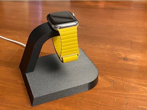 Elegant Apple Watch Charging Stand (Customizable)