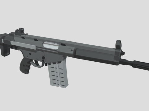 HK MC51 low poly