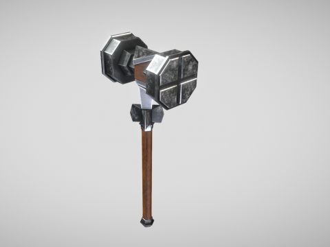 Hammer prop
