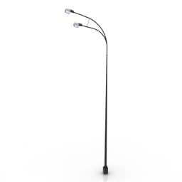 Lamppost 3d model