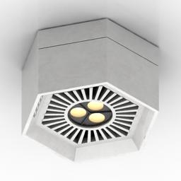 Luster Osram COMBILITE 3d model