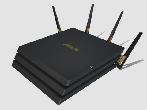 PLASH SPEED 5G Router