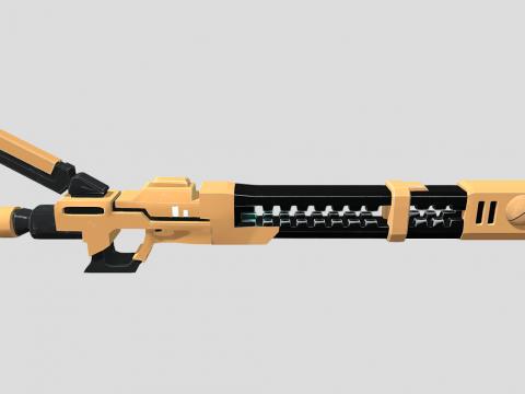 Railgun Tau