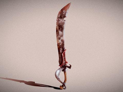 Rusty Scavengers-Sword 4K
