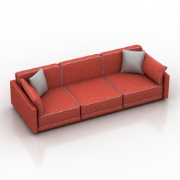 Sofa Nube AVENUE 3d model