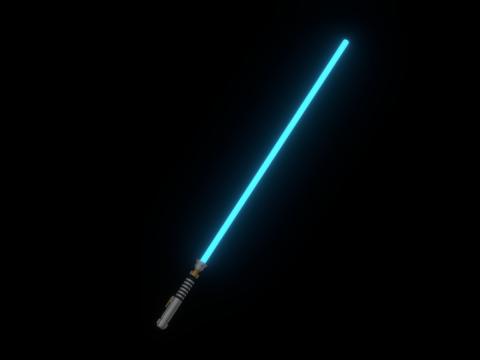 Star Wars Lightsaber (Obi-Wan)