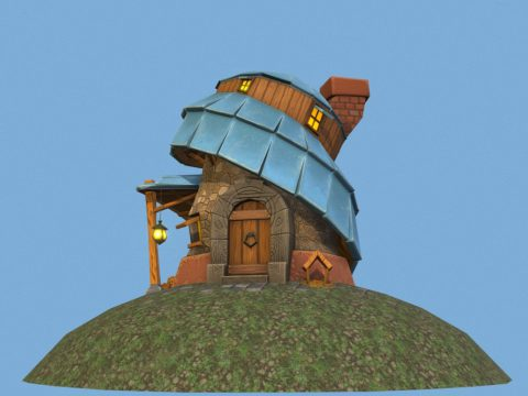 Witch House (Stylized)