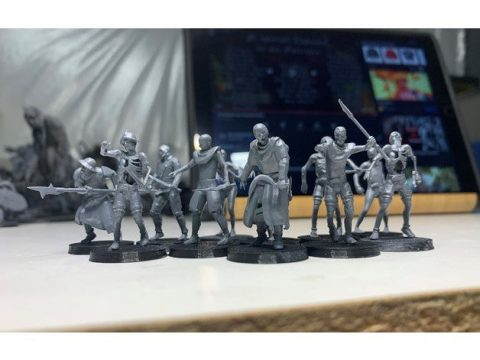 Zombies (28mm)