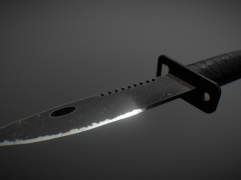 Bayonet Knife