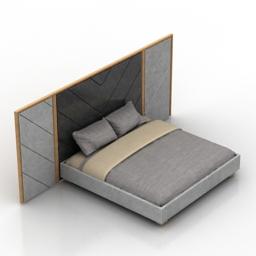 Bed City Bolie Dantone home 3d model