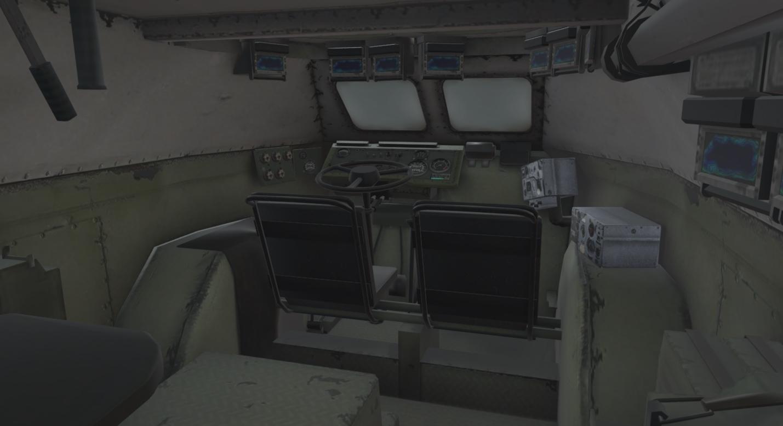 Cabinet BRDM-2