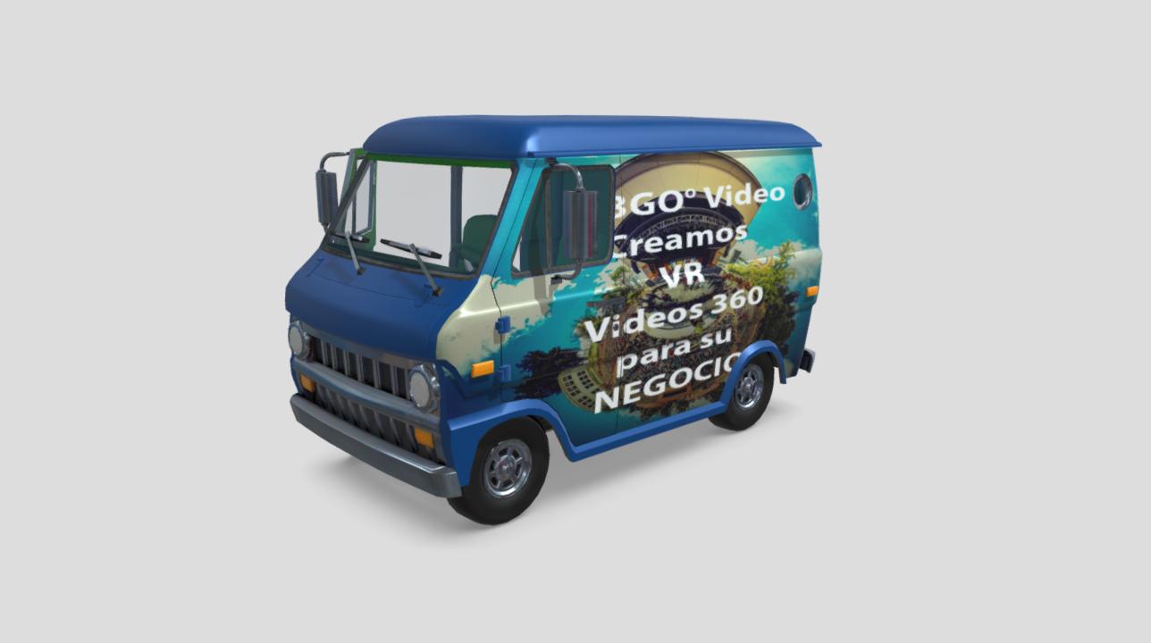 Camioneta de 3GO Video