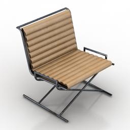 Chair HMI Sled 3d model