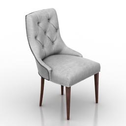 Chair preston Dantone home 3d model