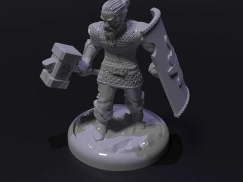 Dwarfen Battlesmith