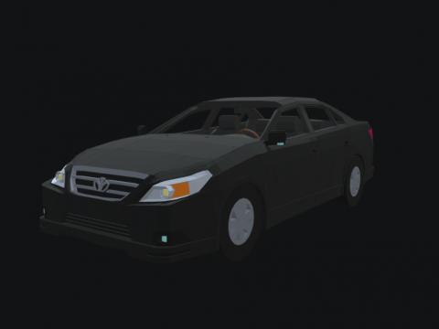 GM Daewoo Tosca 08