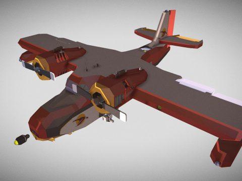 Grumman G-21 Goose - Stormworks
