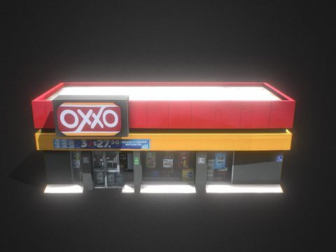 Mexican Oxxo