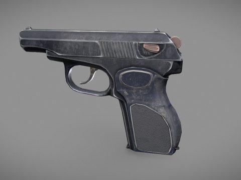 PM - Pistol
