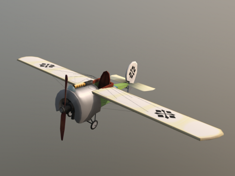 Peelman Marieke Game Art Plane