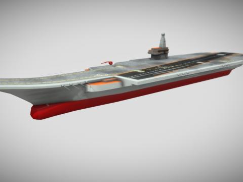Project 11430E Lamatin Aircraft Carrier