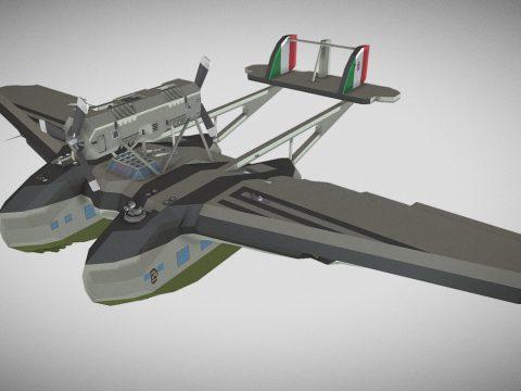Savoia-Marchetti S.55 - Stormworks