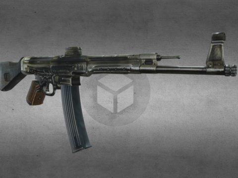 Sturmgewehr 44 gun
