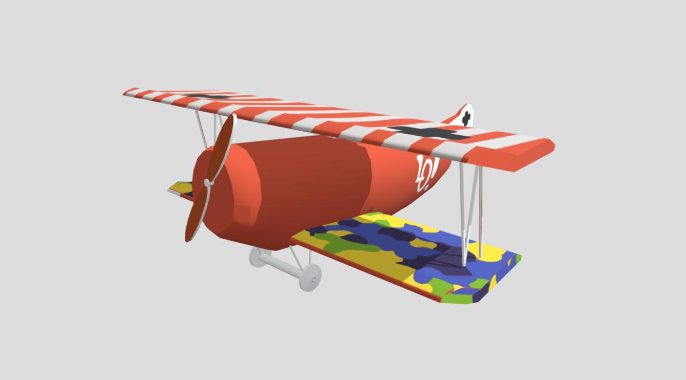 Stylized Plane