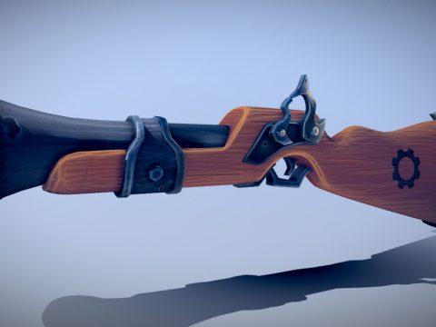 Stylized Rifle