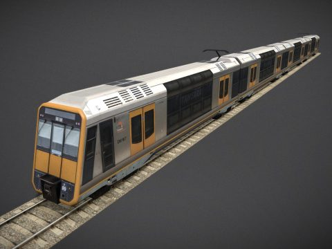 Tangara Sydney Trains T set