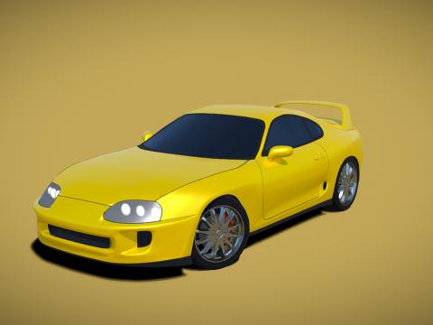 Toyota Supra Mk4