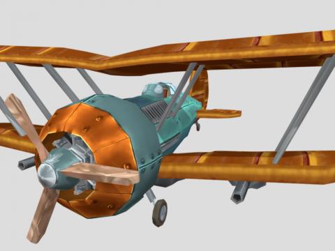 WW I Plane