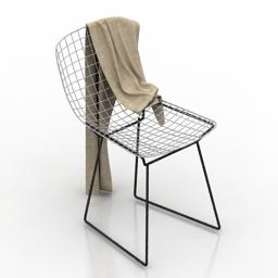 Chair Loft 3d model
