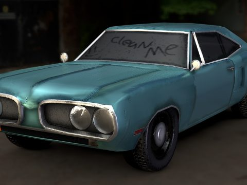 Dodge Coronet - Barn find
